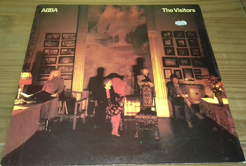 ABBA - The Visitors (LP, Album) (Epic)
