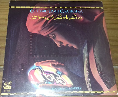 "Electric Light Orchestra - Shine A Little Love (7"", Single) (Jet Records, Jet R"