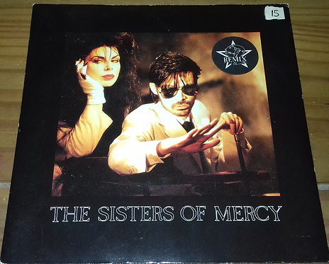 "The Sisters Of Mercy - Dominion (7"", Single, Pap) (Merciful Release, Merciful Re"