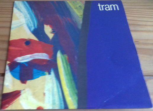 """Tram - Nothing Left To Say (7"""", Single) (Piao!)"""
