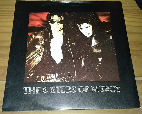 "The Sisters Of Mercy - This Corrosion (7"", Single, PRS) (Merciful Release, Merci"