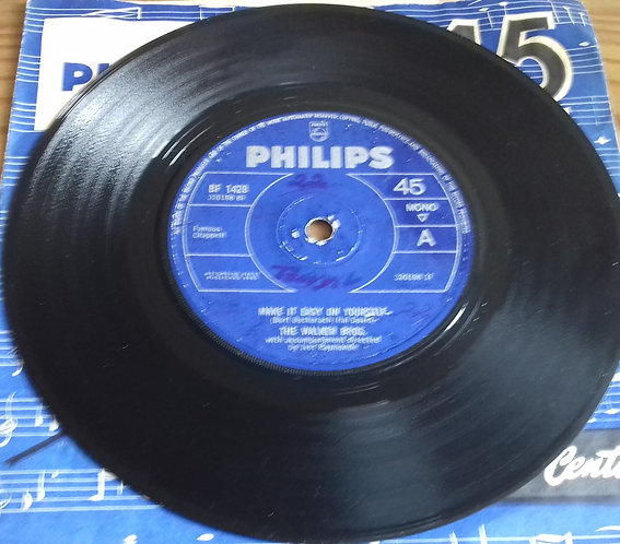 "The Walker Bros.* - Make It Easy On Yourself (7"", Mono, Sol) (Philips, Philips)"