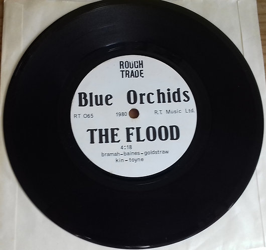 "Blue Orchids - The Flood / Disney Boys (7"", Single) (Rough Trade, Rough Trade)"