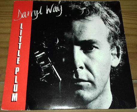 "Darryl Way - Little Plum (7"", Single) (Charisma)"