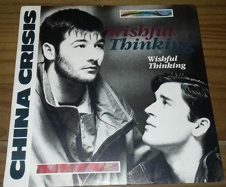 "China Crisis - Wishful Thinking (7"", Single) (Virgin)"