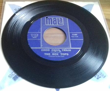 """The Box Tops* - Choo Choo Train / Fields Of Clover (7"""") (Mala)"""