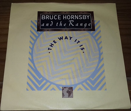 "Bruce Hornsby And The Range - The Way It Is (7"", Single) (RCA)"