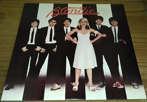 Blondie - Parallel Lines (LP, Album) (Chrysalis)