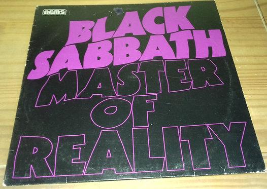 Black Sabbath - Master Of Reality (LP, Album, RE) (NEMS)