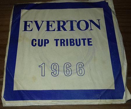 """No Artist* - Everton Cup Tribute 1966 (7"""", Single) (Unicord)"""