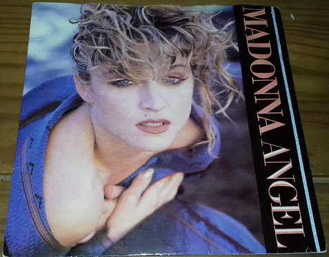 "Madonna - Angel (7"", Single, Pap) (Sire, Sire)"