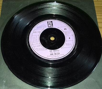"Van McCoy - The Shuffle (7"", Single) (H & L Records)"