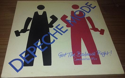 "Depeche Mode - Get The Balance Right! (Combination Mix) (12"", Single) (Mute)"