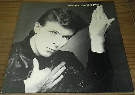 "David Bowie - ""Heroes"" (LP, Album) (RCA Victor, RCA)"