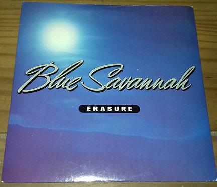"Erasure - Blue Savannah (7"", Single) (Mute, Mute)"