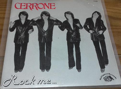 """Cerrone - Rock Me... (7"""", Single) (Malligator Records, Malligator Records)"""