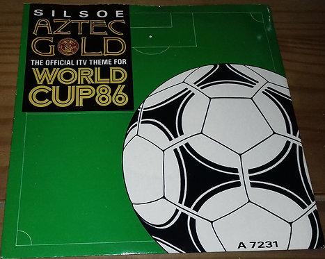 "Silsoe - Aztec Gold (7"", Single) (CBS)"