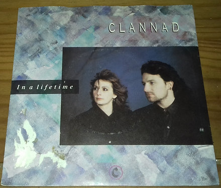 """Clannad - In A Lifetime (7"""", Single, Pap) (RCA)"""