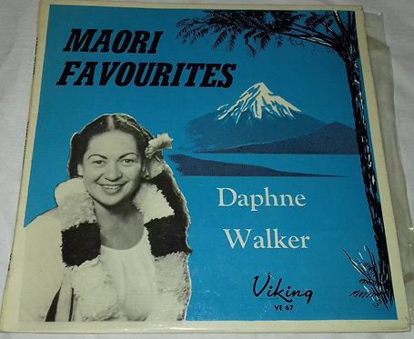 Daphne Walker And George Tumahai With Bill Sevesi And His Islanders* - Maori Fav