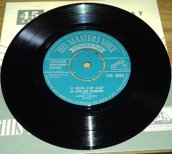 "Jimmy Yancey - Jimmy Yancey (7"", EP) (His Master's Voice)"
