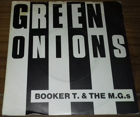 "Booker T. & The M.G.s* - Green Onions (7"", RE) (Atlantic, Atlantic)"