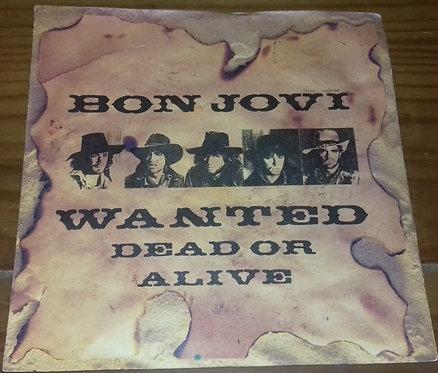 "Bon Jovi - Wanted Dead Or Alive (7"", Single, Sti) (Vertigo, Vertigo)"