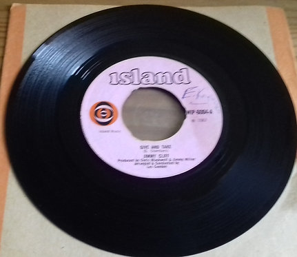 """Jimmy Cliff - Give And Take (7"""", Single) (Island Records)"""