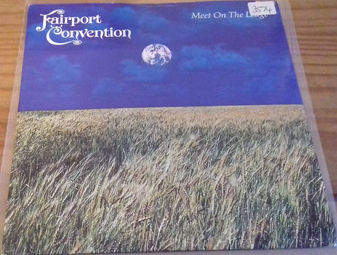 """Fairport Convention - Meet On The Ledge (7"""", Single) (Island Records)"""