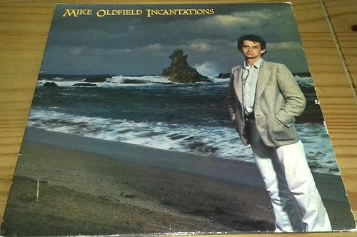 Mike Oldfield - Incantations (2xLP, Album, Gat) (Virgin, Virgin)