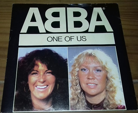 "ABBA - One Of Us (7"", Single, RP, Inj) (Epic, Epic)"