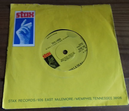"""Booker T. & The M.G.'s* - Soul Limbo (7"""", Single, Sol) (Stax)"""