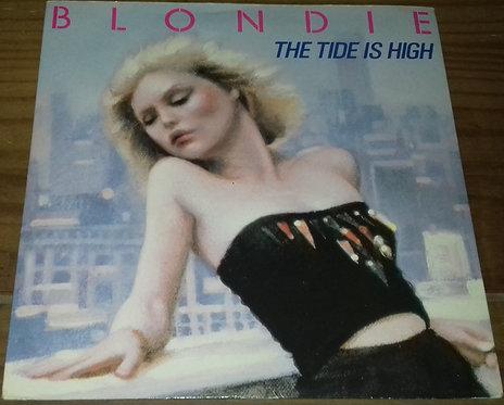 """Blondie - The Tide Is High (7"""", Single, Blu) (Chrysalis)"""