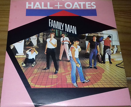 "Hall + Oates* - Family Man (7"", Single) (RCA, RCA)"