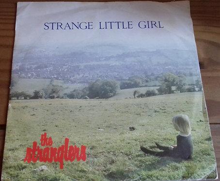 """The Stranglers - Strange Little Girl (7"""", Single, Pus) (Liberty)"""