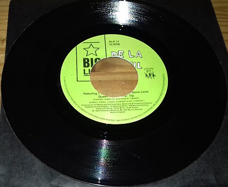 """De La Soul - The Magic Number / Buddy (7"""") (Big Life)"""
