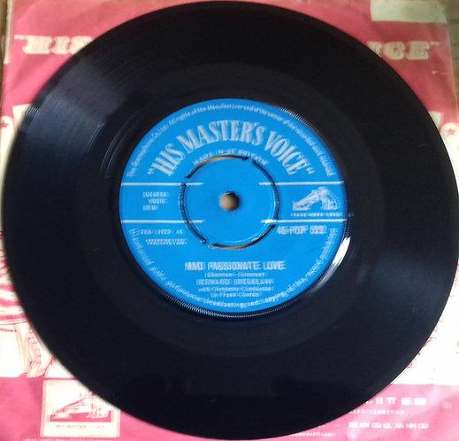 "Bernard Bresslaw - Mad Passionate Love / You Need Feet (7"", Single) (His Master'"