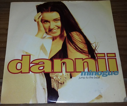 "Dannii Minogue - Jump To The Beat (7"", Single) (MCA Records)"