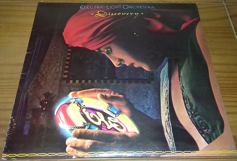 Electric Light Orchestra - Discovery (LP, Album, RE) (Epic)