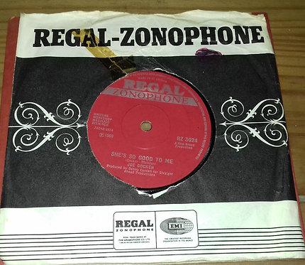 """Joe Cocker - Delta Lady (7"""", Single, Sol) (Regal Zonophone)"""