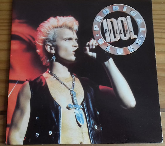 "Billy Idol - Prodigal Blues (7"", Single, Gat) (Chrysalis)"