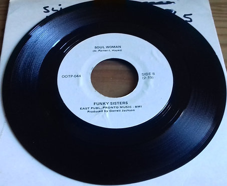 Funky Sisters  – Do It To It / Soul Woman