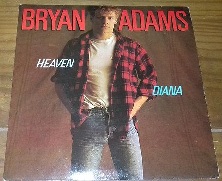 "Bryan Adams - Heaven (7"", Single) (A&M Records)"