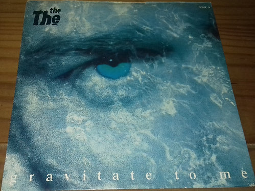 """The The - Gravitate to me (7"""", Single, Pic) (Epic)"""