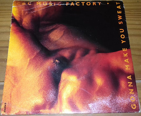 C&C Music Factory* Featuring Freedom Williams - Gonna Make You Sweat (Everybody