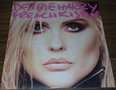 """Debbie Harry* - French Kissin' In The USA (7"""", Single, Car) (Chrysalis)"""