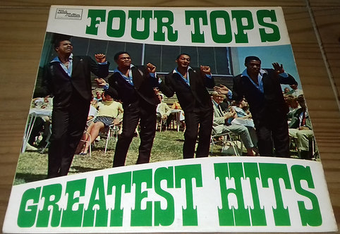Four Tops – Greatest Hits