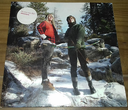 """Be Your Own Pet - Adventure (7"""", Single, 1/2) (XL Recordings)"""
