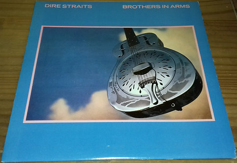 Dire Straits - Brothers In Arms (LP, Album) (Philips, PGP RTB, PGP RTB, Vertigo