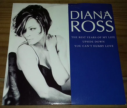 """Diana Ross - The Best Years Of My Life / Upside Down / You Can't Hurry Love (7"""","""