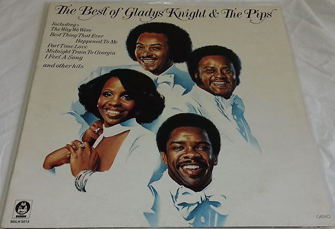 Gladys Knight & The Pips* - The Best Of Gladys Knight & The Pips (LP, Comp, Gat)